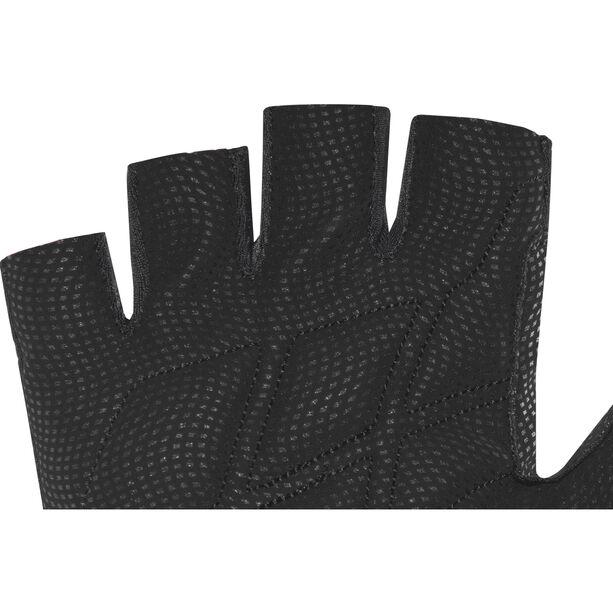 Roeckl Napoli Handschuhe schwarz/rot