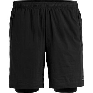 Icebreaker Impulse Training Shorts Herren black black
