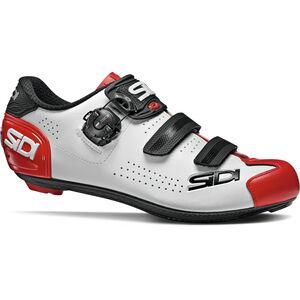 Sidi Alba 2 Schuhe Herren white/black/red white/black/red