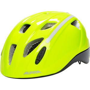 Alpina Ximo Flash Helmet Juniors be visible reflective bei fahrrad.de Online