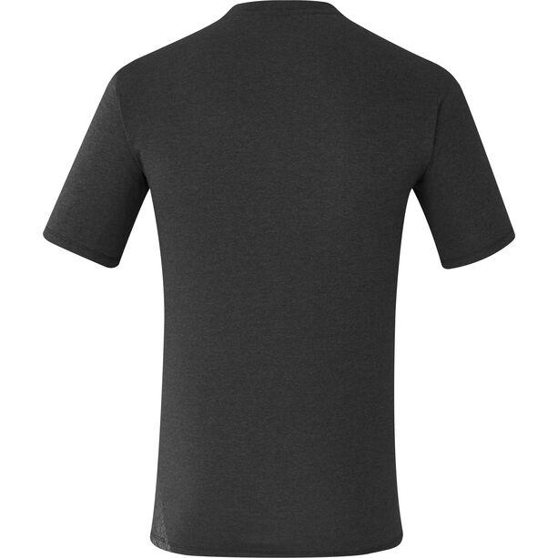 Shimano Transit T-Shirt Herren black