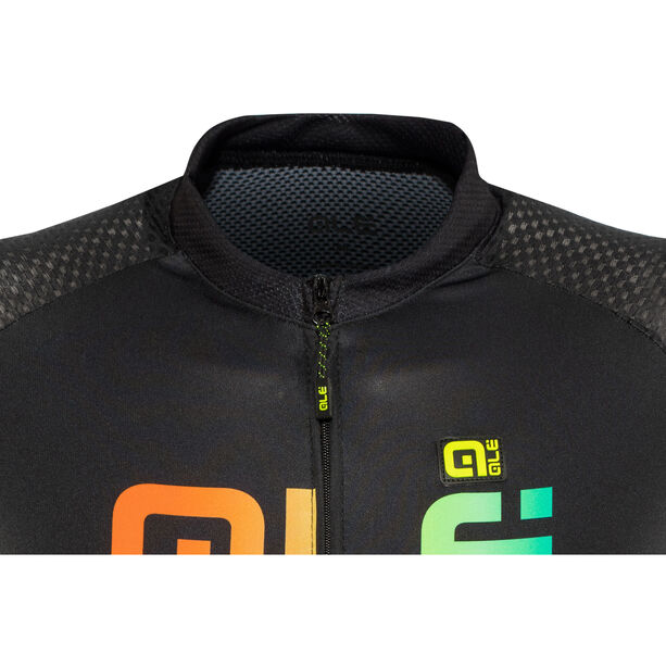 Alé Cycling Solid Mirror SS Jersey Damen black