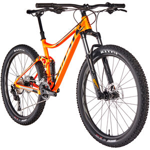 "Giant Stance 1 27,5+"" metallic orange bei fahrrad.de Online"