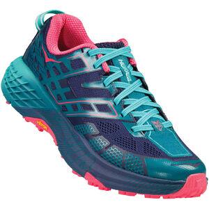 Hoka One One Speedgoat 2 Running Shoes Peacoat/Ceramic