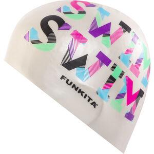 Funkita Silicone Swimming Cap swim swim swim swim