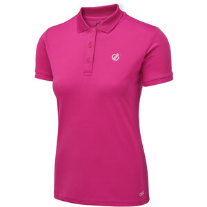 Dare 2b Set Forth Polo Damen active pink active pink