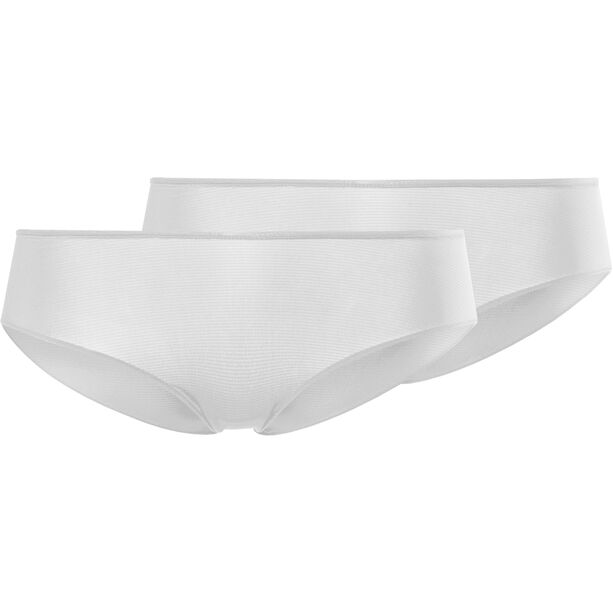 Odlo The Invisibles Panty 2-Pack Damen white