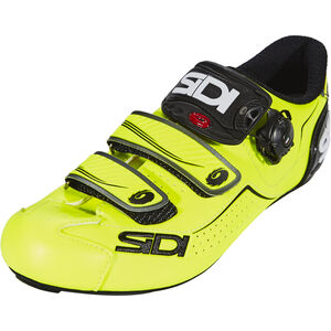 Sidi Alba Shoes Herren yellow fluo/black yellow fluo/black