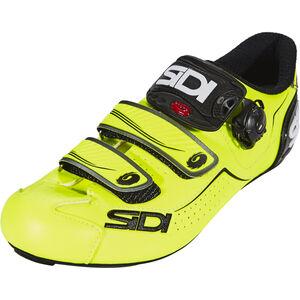 Sidi Alba Shoes Men Yellow Fluo/Black bei fahrrad.de Online