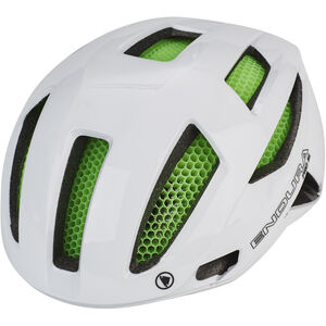Endura Pro SL Helmet with Koroyd white white