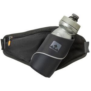 Nathan Triangle Hüfttasche mit Trinksystem black black