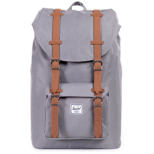 Herschel Little America Mid-Volume Backpack 17l grey/tan grey/tan
