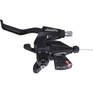 Shimano ST-M310 Schalt-/Bremshebel 3-fach links schwarz schwarz