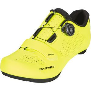 Bontrager Espresso Road Shoes Herren flourescent yellow flourescent yellow