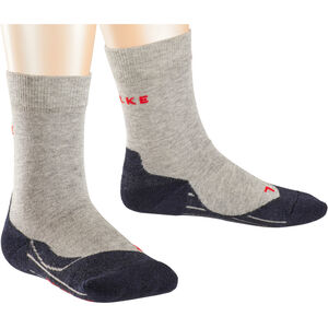 Falke RU4 Running Socks Kinder lightgrey lightgrey