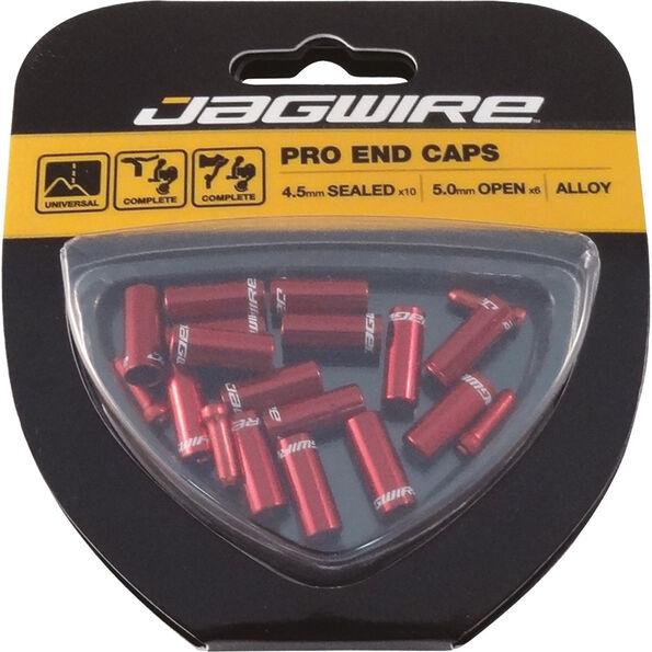Jagwire Universal Pro Endkappen 10x4,5mm Set