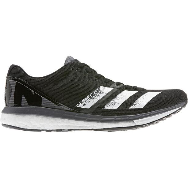 adidas Adizero Boston 8 Schuhe Herren core black/footwear white/grey five