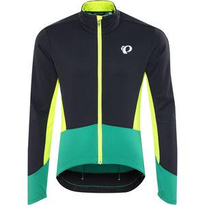 PEARL iZUMi Elite Pursuit Softshell Jacket Men Black/Pepper Green bei fahrrad.de Online