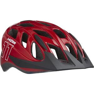 Lazer J1 Helmet Kinder red net red net