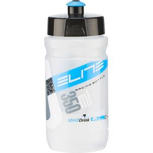 Elite Corsetta Trinkflasche 350ml transparent/blau transparent/blau