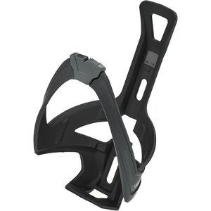 Elite Cannibal XC Skin Flaschenhalter schwarz soft touch/schwarze Grafik bei fahrrad.de Online