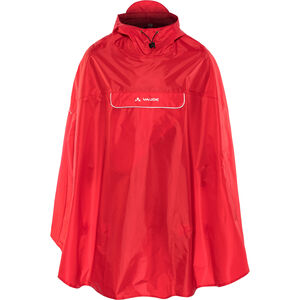 VAUDE Valdipino Poncho indian red indian red