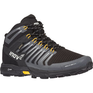 inov-8 Roclite 345 GTX Shoes Men black/yellow bei fahrrad.de Online