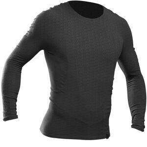 GripGrab Freedom Seamless Thermal Base Layer Unisex Black bei fahrrad.de Online