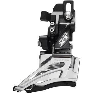 Shimano Deore XT FD-M8025 Umwerfer 2x11-fach Direktmontage Top Pull schwarz/silber schwarz/silber