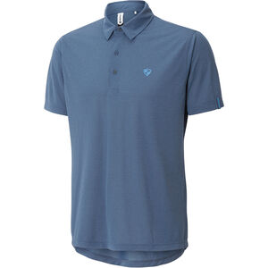 Ziener Canot Polo Shirt Herren antique blue antique blue
