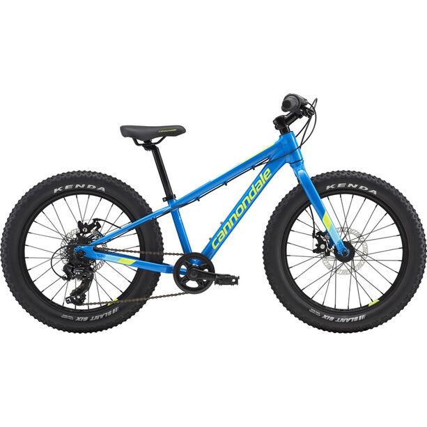 Cannondale Cujo 20+ Kinder spectrum blue