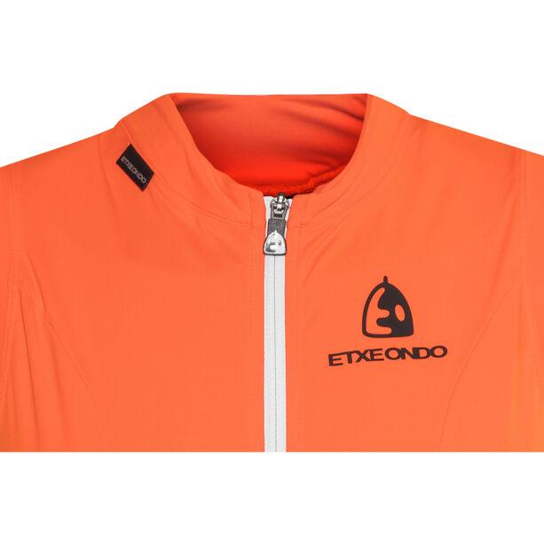 Etxeondo Entzuna Sleeveless Jersey Damen orange