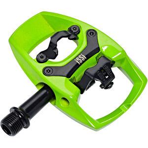 iSSi Flip II Pedale lime green bei fahrrad.de Online
