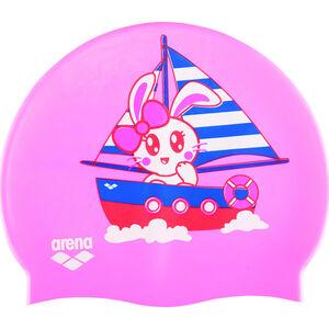 arena Print Cap Kinder kun pink kun pink