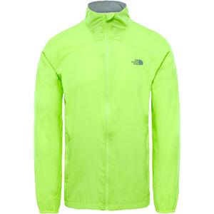 The North Face Ambition Jacket Men Dayglo Yellow Heather bei fahrrad.de Online