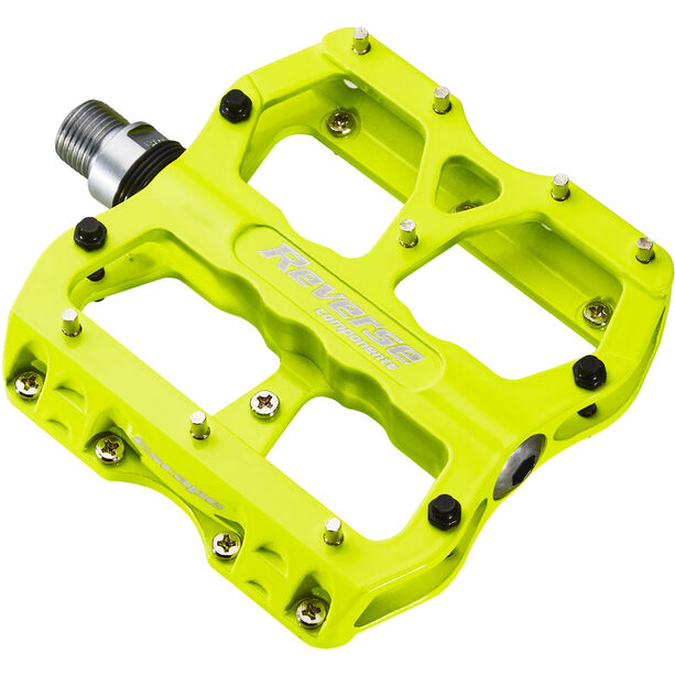 Reverse Escape Pedals neon gelb