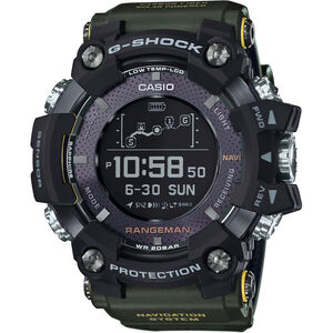 CASIO G-SHOCK GPR-B1000-1BER Watch Men black/black/black black/black/black