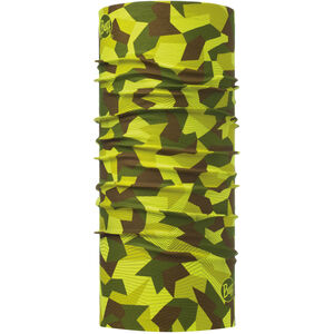 Buff Original Neck Tube Block Camo Green bei fahrrad.de Online