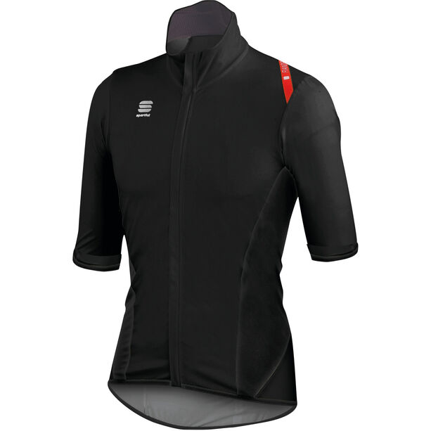 Sportful Fiandre Light NoRain SS Top Herren black