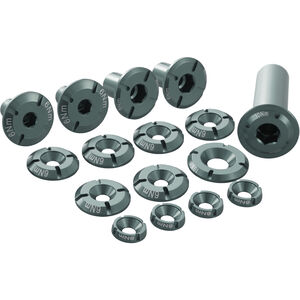 VOTEC VM/VX Tuningsatz ANO gunmetal grey gunmetal grey