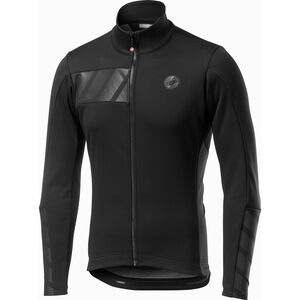 Castelli Raddoppia 2 Jacke Herren light black/refelx light black/refelx