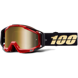 100% Racecraft Anti Fog Mirror Goggles Hot Rod bei fahrrad.de Online