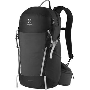 Haglöfs Spira 25 Backpack true black/flint true black/flint