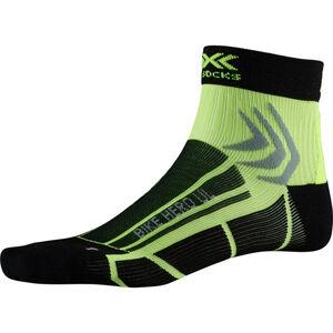 X-Socks Bike Hero UL Socks opal black/phyton yellow opal black/phyton yellow