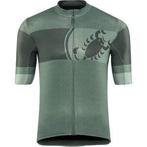Castelli Ruota FZ Jersey Herren sauge green sauge green