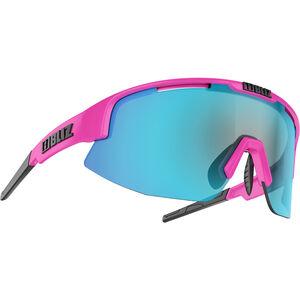 Bliz Matrix M11 Brille shiny pink/brown with blue multi shiny pink/brown with blue multi