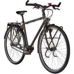 vsf fahrradmanufaktur TX-1200 Diamant Pinion P1 18-Gang ebony matt ebony matt
