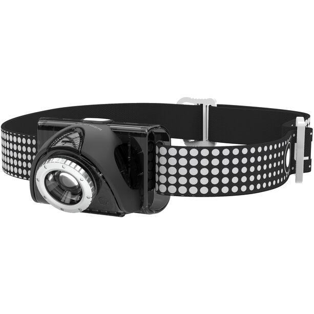 Led Lenser LED SEO 7RB Stirnlampe black