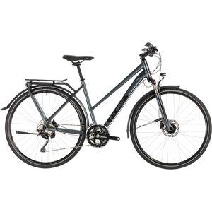 Cube Kathmandu Pro Trapez Iridium'n'Black bei fahrrad.de Online