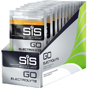 SiS GO Electrolyte Drink Box 18x40g Tropical
